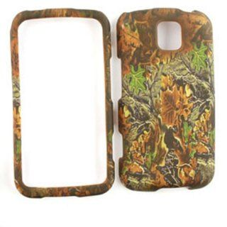 LG OPTIMUS M/C MS 690 CAMO MOSSY OAK HUNTER CASE ACCESSORY SNAP ON PROTECTOR Cell Phones & Accessories