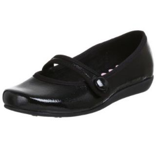 First Kiss Little Kid/Big Kid Jodi Mary Jane,Black,1 M US Little Kid Shoes