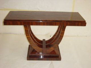 Console in Art Deco Style (Table)   Coffee Tables
