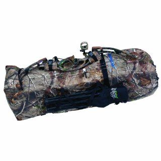 Ameristep 708 AP Deluxe Realtree Blind Backpack, Camouflage  Hunting Blinds  Sports & Outdoors