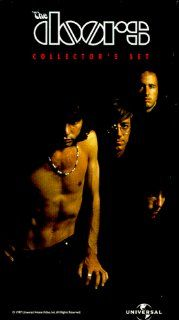 Doors, The, Collector's Set 3 Video Pack [VHS] John Densmore, Robby Krieger, Ray Manzarek, Jim Morrison, Kerry Humpherys, Rick Schmidlin Movies & TV