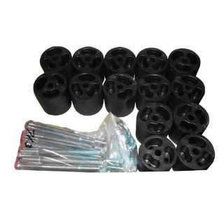 "Performance  Accessories  713  3"" Body Lift Kit  Ford  F100,  150,  250350  Except  Crew  Cab  80 86 Automotive"