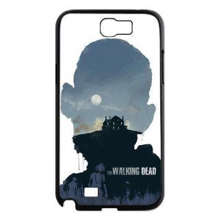 Designyourown Case Walking Dead Samsung Galaxy Note 2 Case Samsung Galaxy Note 2 N7100 Cover Case Fast Delivery SKUnote2 694 Cell Phones & Accessories