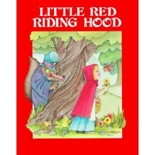 Little Red Riding Hood   Pbk Brothers Grimm 9780893754891 Books