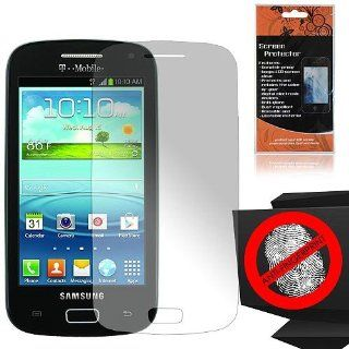 Anti Glare Screen Protector for Samsung Galaxy S Relay 4G SGH T699 Cell Phones & Accessories