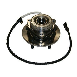 GMB 725 0081 Wheel Bearing Hub Assembly Automotive