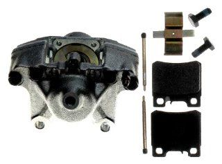 Raybestos RC10838NS Professional Grade Remanufactured, Loaded Disc Brake Caliper Automotive