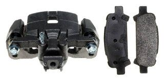 Raybestos RC11145 Professional Grade Remanufactured, Loaded Disc Brake Caliper Automotive