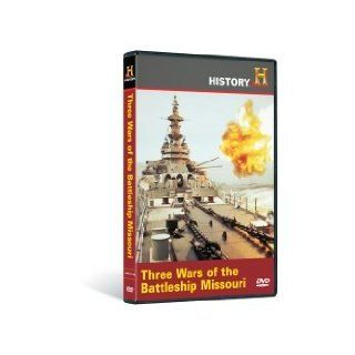 Three Wars of the Battleship Missouri  Trace The 51 Year Career Of The Battleship that fought in WWII , Korean War , And The Gulf War Movies & TV