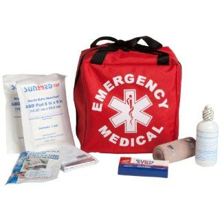 ProStat First Aid 2200 104 Piece Standard Trauma Emergency First Aid Kit Workplace First Aid Kits