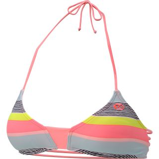 RIP CURL Womens Down The Line Triangle Swimsuit Top   Size XS/Extra Small,