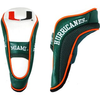 Team Golf University of Miami Hurricanes Hybrid Head Cover (637556471666)