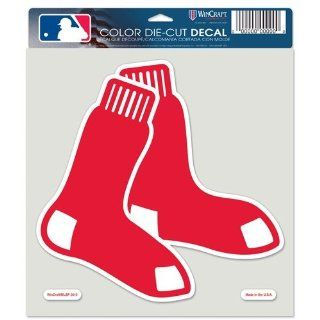 "Boston Red Sox Baseball Vinyl Decal 8"" Car Truck Window Sticker MLB"