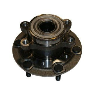 GMB 740 0020 Wheel Bearing Hub Assembly Automotive