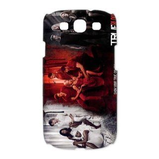 Custom True Blood Cover Case for Samsung Galaxy S3 I9300 LS3 215 Cell Phones & Accessories
