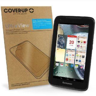 Cover Up UltraView Lenovo IdeaTab A1000 (7 inch) Tablet Anti Glare Matte Screen Protector Computers & Accessories