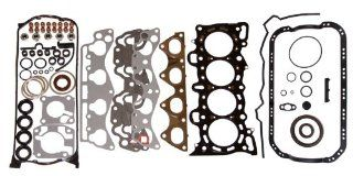 Evergreen FS44028 Honda D16Z6 16V Vtec Full Gasket Set Automotive