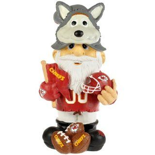 BSS   Kansas City Chiefs NFL Garden Gnome 11 Thematic (Second Edition)""