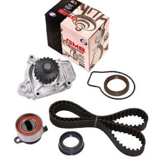 GMB Evergreen TBK143WP Honda D15B SOHC Timing Belt Kit w/ Water Pump Automotive