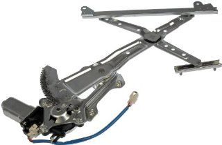 Dorman 748 888 Subaru Baja/Legacy Rear Driver Side Power Window Regulator with Motor Automotive