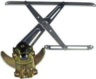 Dorman 749 214 Toyota Land Cruiser Front Driver Side Manual Window Regulator Automotive