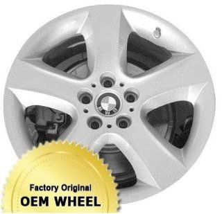 BMW X5 19x9 5 SPOKE Factory Oem Wheel Rim  SILVER   Remanufactured Automotive
