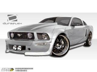 2005 2009 Ford Mustang Duraflex Eleanor Body Kit   4 Piece   Includes Eleanor Front Bumper Cover (104767) Eleanor Rear Bumper Cover (104769) Eleanor Side Skirts Rocker Panels (104768) Automotive