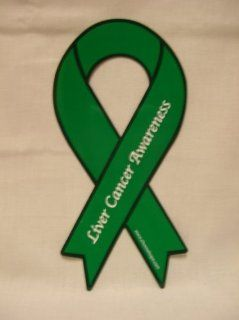 liver cancer awareness ribbon magnet  Other Products