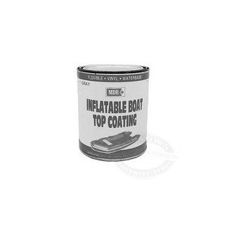 MDR Inflatable Boat Top Coat 783 Gray  Sporting Goods  Sports & Outdoors