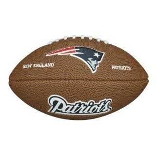 New England Patriots Mini Soft Touch Football  Sports Related Collectible Footballs  Sports & Outdoors