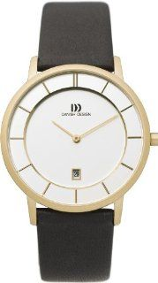 Danish Designs Men's IQ15Q789 Stainless Steel Gold Ion Plated Watch Watches