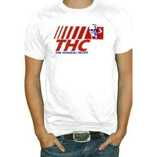 THC T Shirt #771 (White) (Mens X Large) Clothing