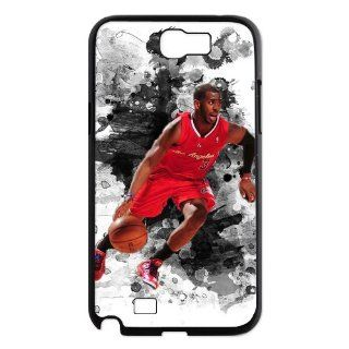 Designyourown Los Angeles Clippers Case for Samsung Galaxy Note 2 Samsung Galaxy Note 2 N7100 Cover Case Fast Delivery SKUnote2 793 Cell Phones & Accessories