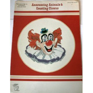Announcing Animals and Counting Clowns Vanessa Steele Books
