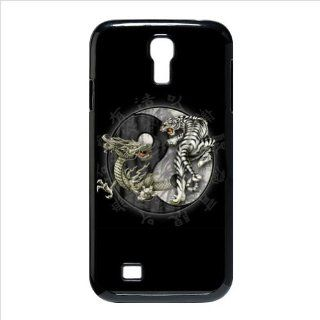 Yin Yang Cases Accessories for Samsung Galaxy S4 I9500 Cell Phones & Accessories