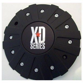 KMC XD Series 778 Monster Black Center Cap Automotive
