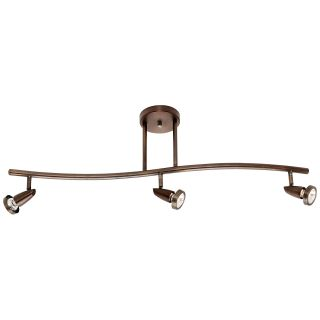 Access Mirage Rail Light Bar   3 Heads   Track Lighting