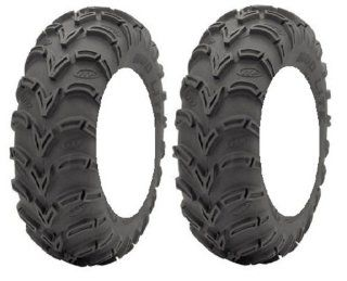 Pair of ITP Mud Lite (6ply) ATV Tires 25x8 11 (2) Automotive