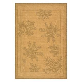 Safavieh Courtyard CY6683 Area Rug Natural/Gold   Area Rugs