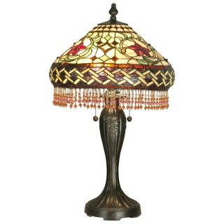 Dale Tiffany Posche Table Lamp   TT60268   Table Lamps