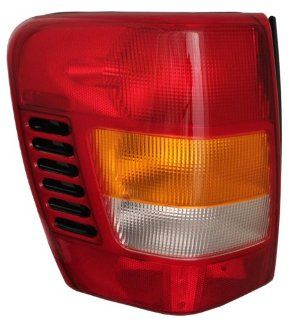 Jeep Grand Cherokee Tail Light   Left Rear Back Automotive