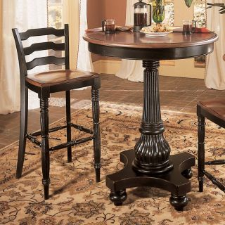 Hooker Furniture Indigo Creek 3 Piece Pub Table Set   Pub Tables