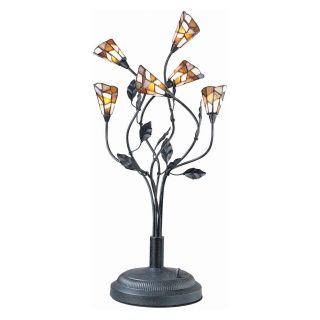 Lite Source Epic Tiffany Table Lamp   Table Lamps