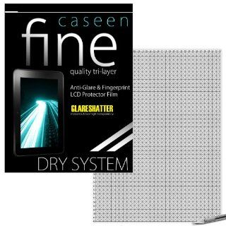 "caseen Universal Anti Glare & Anti Fingerprint Screen Protector (GLARESHATTER) 7 10.1"" Inch Tablets Computers & Accessories"