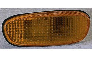 Depo Subaru Impreza Driver & Passenger Side Replacement Side Marker Lights Automotive