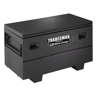 Tradesman Job Site Tool Box with Rhino Lining   Tool Boxes