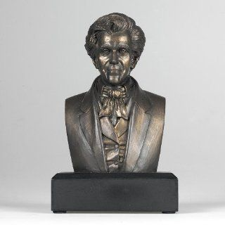 Sale   Perfect Fathers Day Gift    Exclusive    Andrew Jackson Bust   Great Americans Collection   Bust Sculptures