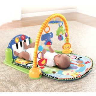 Fisher Price Discover n Grow Kick & Play Piano Gym   Baby Gyms & Playmats