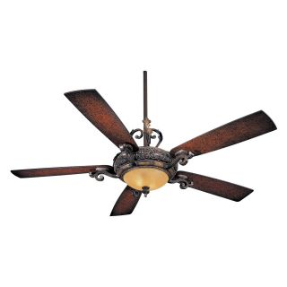 Minka Aire F705 STW Napoli 56 in. Indoor Ceiling Fan   Sterling Walnut   Ceiling Fans