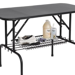 MidWest Metal Grooming Table Shelf   Dog Grooming Tables